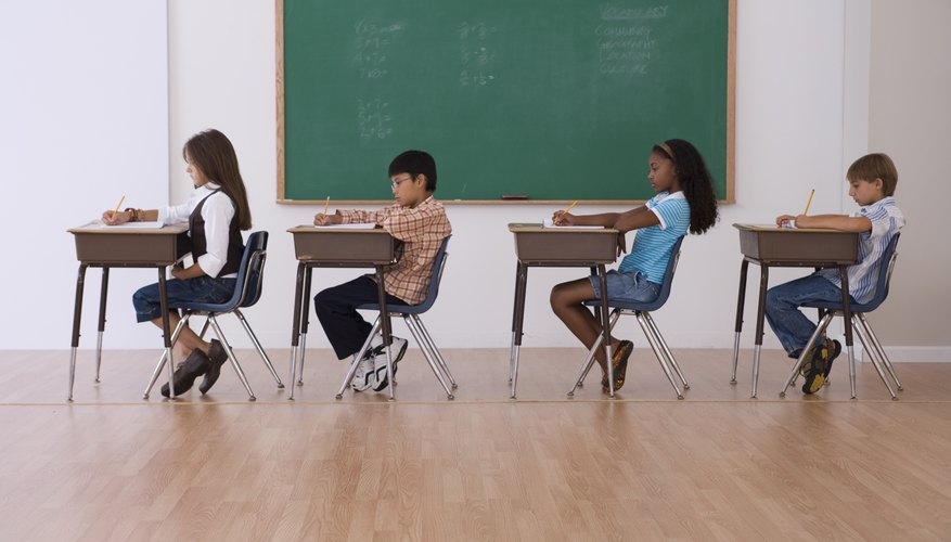 Middle school can be academically challenging for some young students.