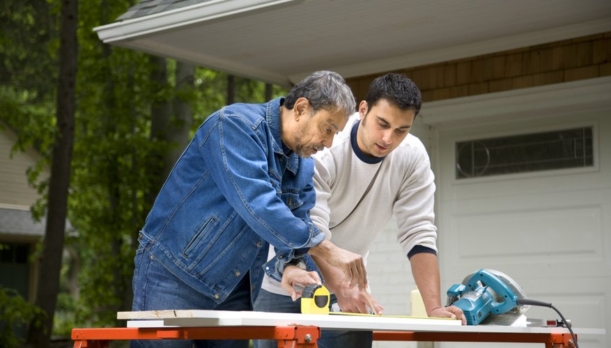 You may not get much of a tax benefit from home improvements.
