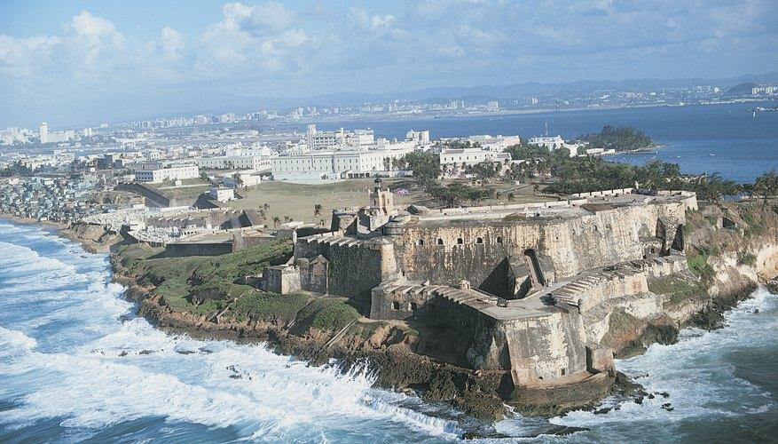 Puerto Rico, la isla del encanto.