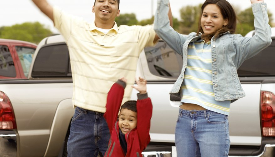 If you've paid off the car, your credit may not be the better for it.