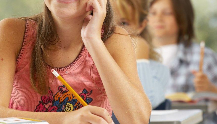 Asigna proyectos creativos para que los estudiantes se interesen en la materia.