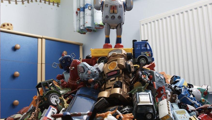 Vencer a otros robots podría ser una meta no tan cara; los materiales caseros hacen un sorprendentemente buen robot.