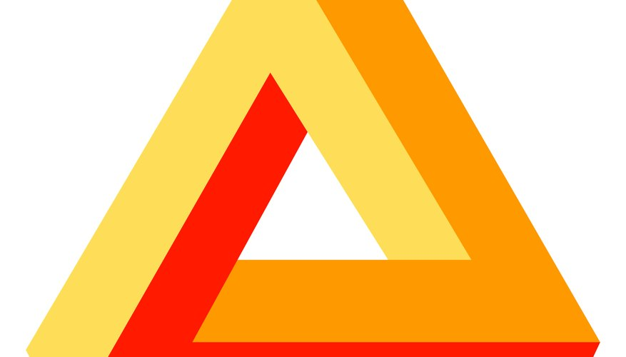 A triangle is a three-sided polygon.