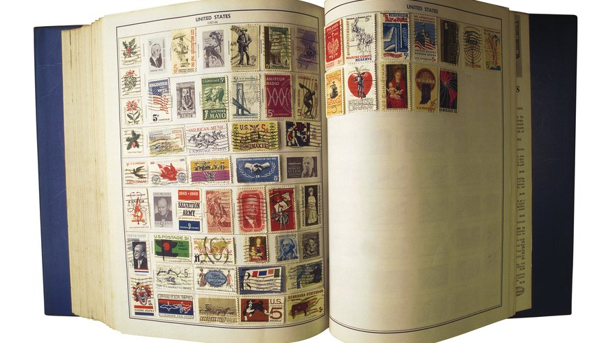 Stamp investing requires time and research.