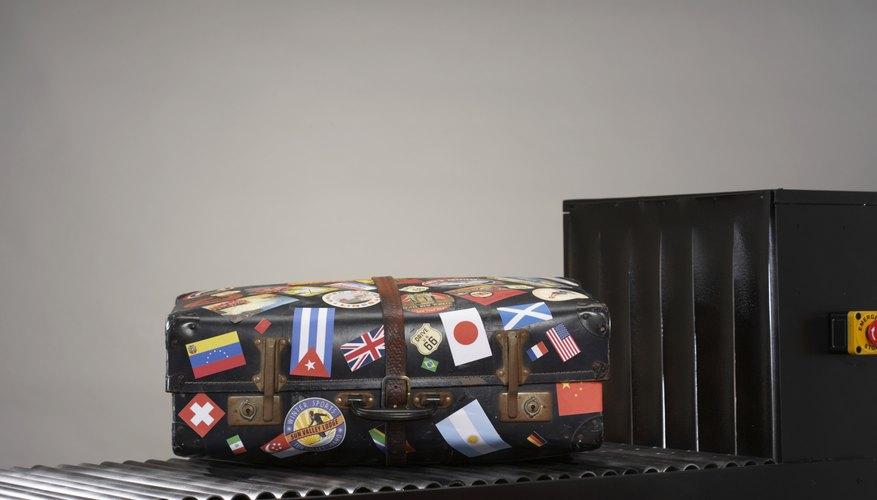 Mantén las maletas sin olor con bicarbonato de sodio.