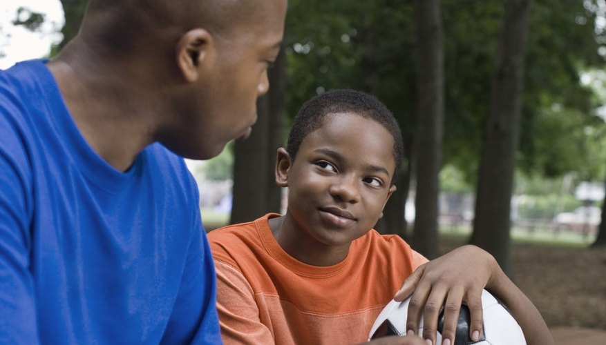 Sit your pre-teen down and talk about your expectations.