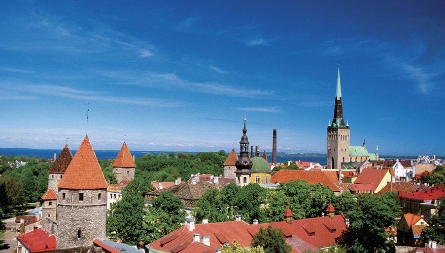 Tallinn, Estonia recibió el Premio como la Capital de la Cultura Europea del Consejo de la Unión Europea.