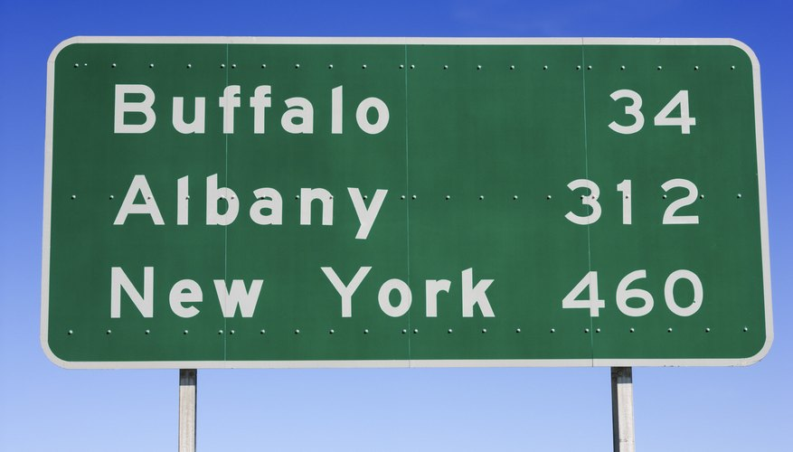 New York State has plenty of natural resources.