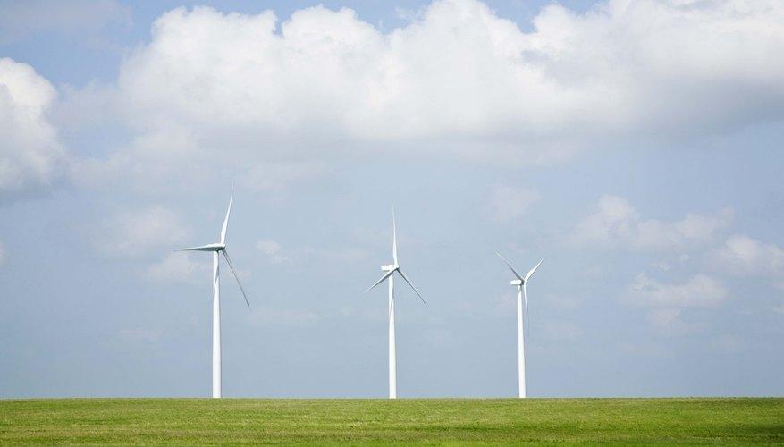 Por qué el viento es un recurso renovable.