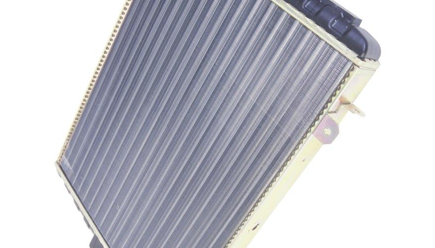 Un radiador obstruido puede desencadenar graves daños.