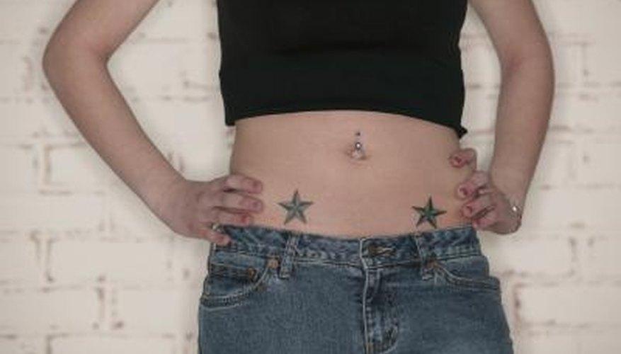 Las estrellas de cinco puntas son comúnmente vistas como símbolos religiosos y espirituales.
