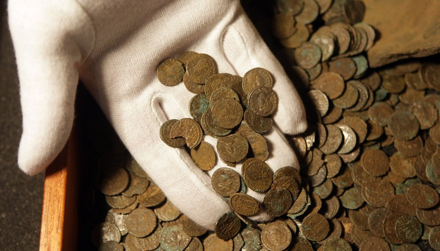The variety of collectible ancient Roman coinage is vast.