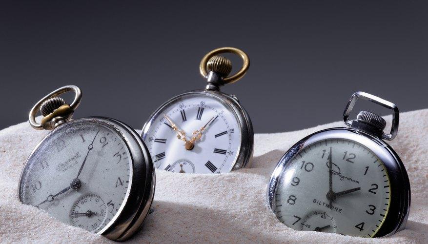 Los relojes de bolsillo Omega son relojes de gama alta, pero no necesariamente sirven como una buena inversión.
