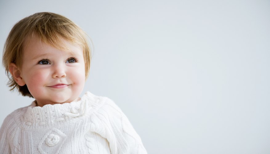 Choose a nickname for your baby girl that fits her personality.