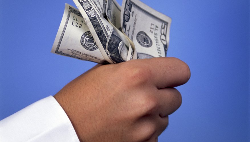 Your cash earnings are all taxable.