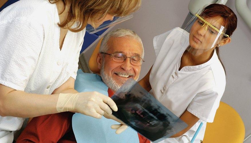 Most Medicare plans don't cover dental procedures.