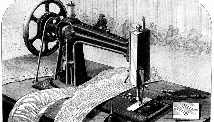 Aprende a enhebrar correctamente una máquina Singer antigua.