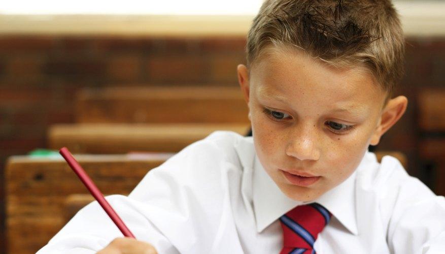 Las ventajas y desventajas de los uniformes escolares