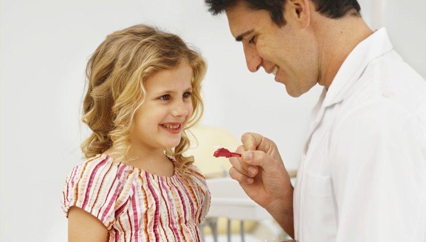 Children love to earn rewards for good behavior.