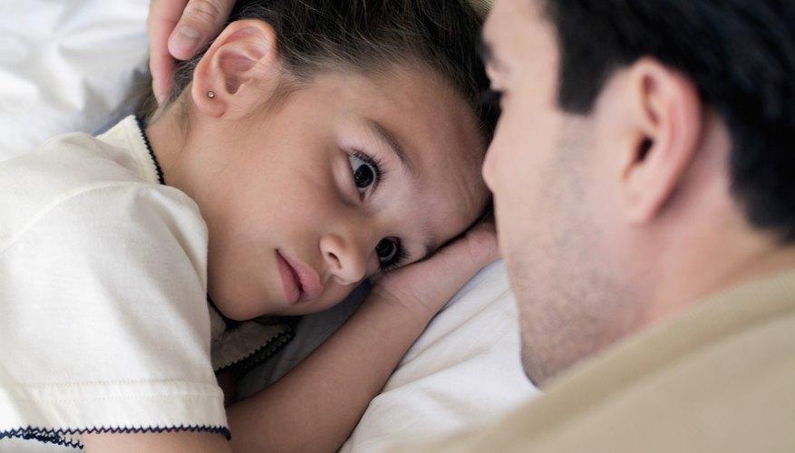 Pasar tiempo especial con tu hijo hace que la hora de acostarse sea agradable.