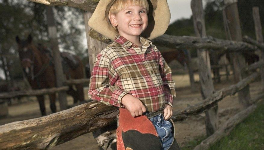 Se puede encontrar vaqueros en Texas.