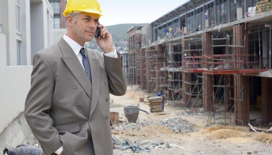 Ser un buen supervisor de la construcción requiere una variedad de habilidades.