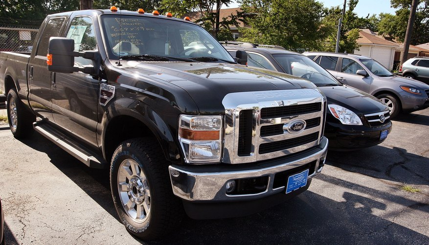Ford F250.