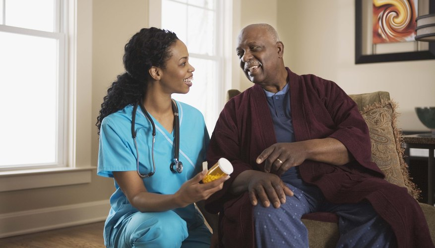 how to become a certified caregiver in arizona | bizfluent