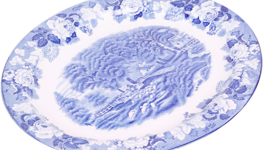 Antique dishes can be especially sentimental items if they have been passed down through the family. The owner may recall holiday meals and other special ...  sc 1 st  Our Pastimes & How to Find the Value of Antique Dishware | Our Pastimes