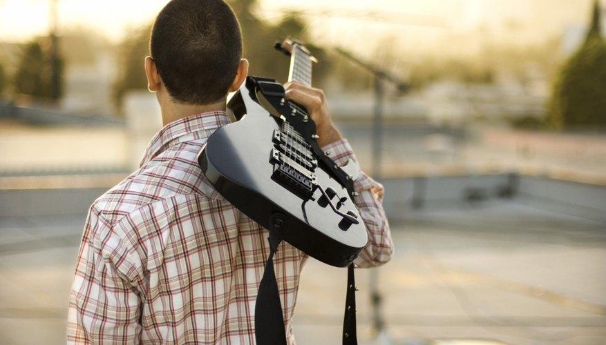 La Epiphone G-400 es una buena opción para un principiante interesado en la guitarra eléctrica Gibson SG.