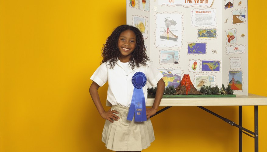 A Successful Science Fair Project Includes Eight Parts