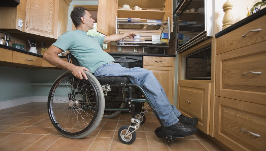 Disabled people can get down payment assistance to help them buy a home.