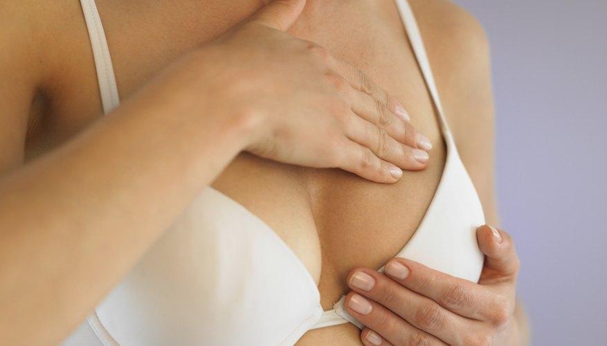 sore breasts