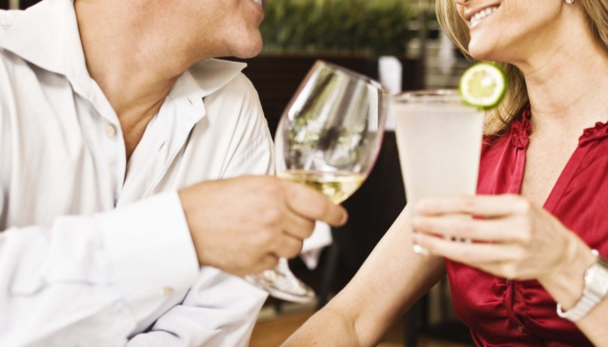 Head to one of Adelaide's fine restaurants for a romantic night out.