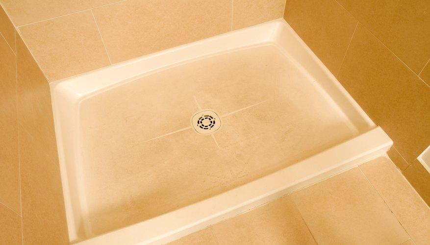 Shower stall base