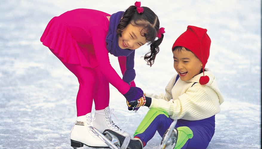 Fun Facts for Kids About Ice Skating | How To Adult