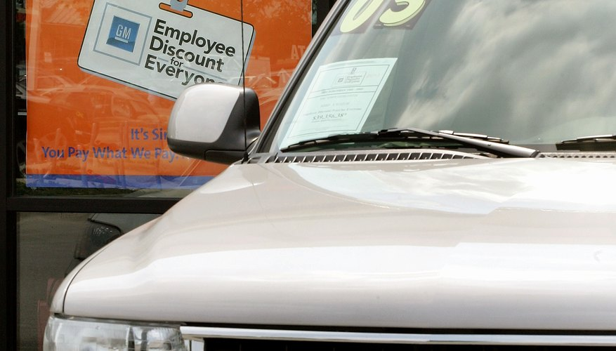 GM Continues Employee Discount Program