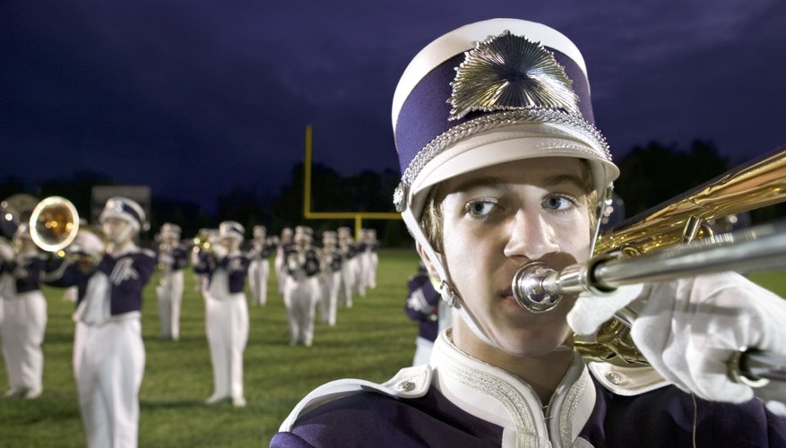 Band students tend to make better grades and score higher on tests.