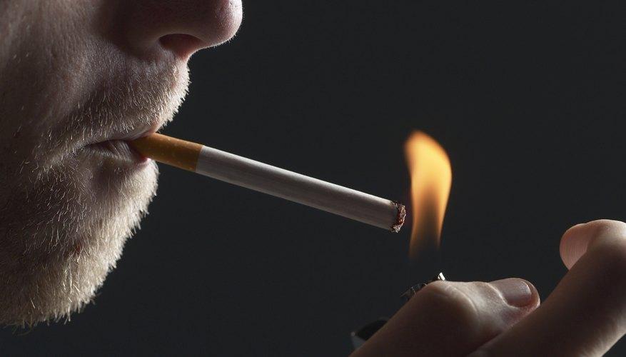 Light cigarette