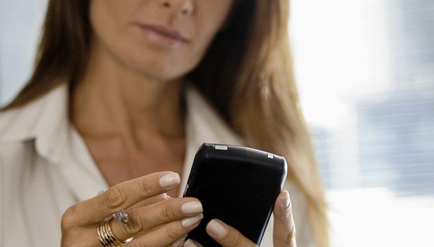 Cómo encender el Wi-Fi en un BlackBerry Curve 8310.