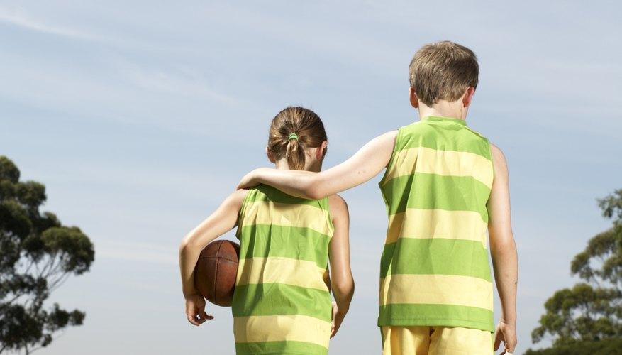 Children are naturally prosocial.