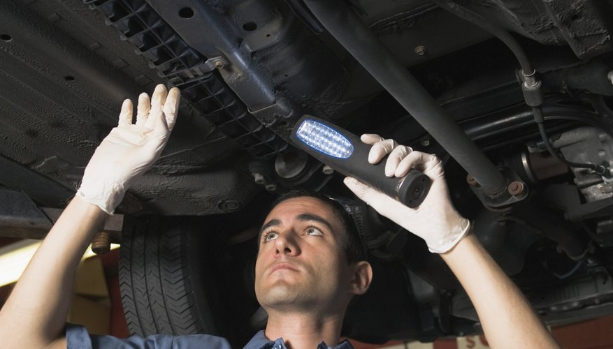 You must have a working knowledge of cars to become a qualified inspector.