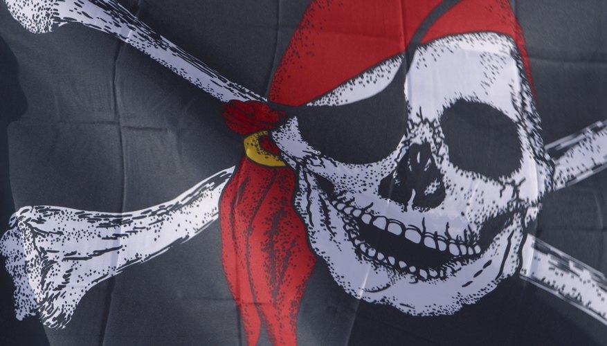 El signo de los piratas.