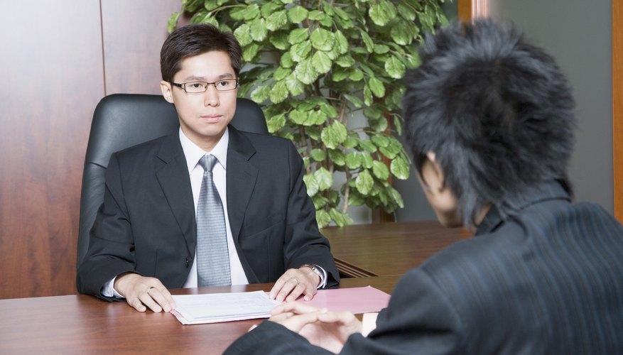 Cómo preparar una presentación en PowerPoint para una entrevista de trabajo.
