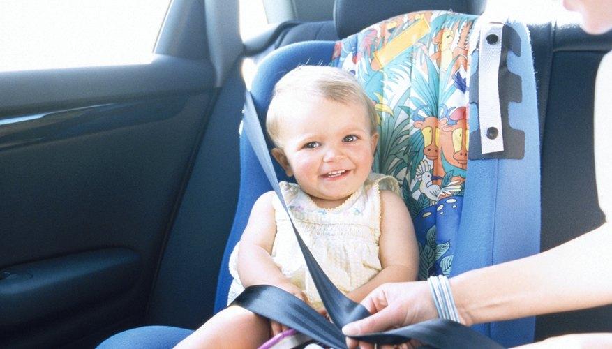 Las leyes del estado de California con respecto a las restricciones de seguridad infantil han sufrido cambios recientes.