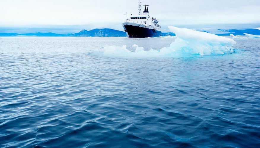 Sea ice contains negligible amounts of salt, less than does the ocean water itself.