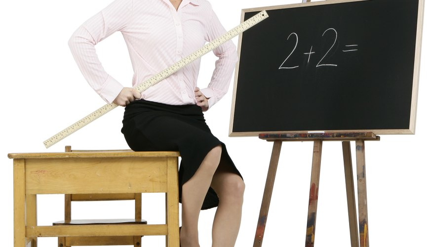 Teaching to the test puts a lot of pressure on teachers.