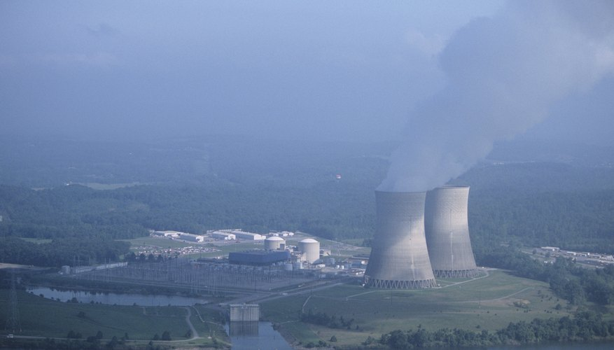 Nuclear safety inspectors are paid to ensure that power plants meet specifications.