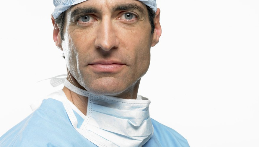 Hair transplant surgeons are highly paid cosmetic surgeons.