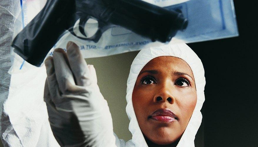 Experienced crime scene cleaners can earn six-figure salaries.